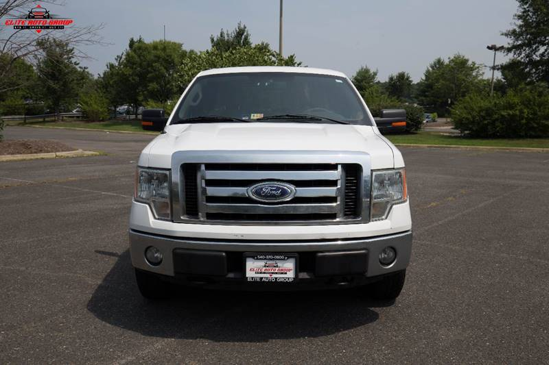 2009 Ford F-150 for sale at ELITE AUTO GROUP in Fredericksburg VA