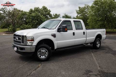 2008 Ford F-250 Super Duty for sale at ELITE AUTO GROUP in Fredericksburg VA