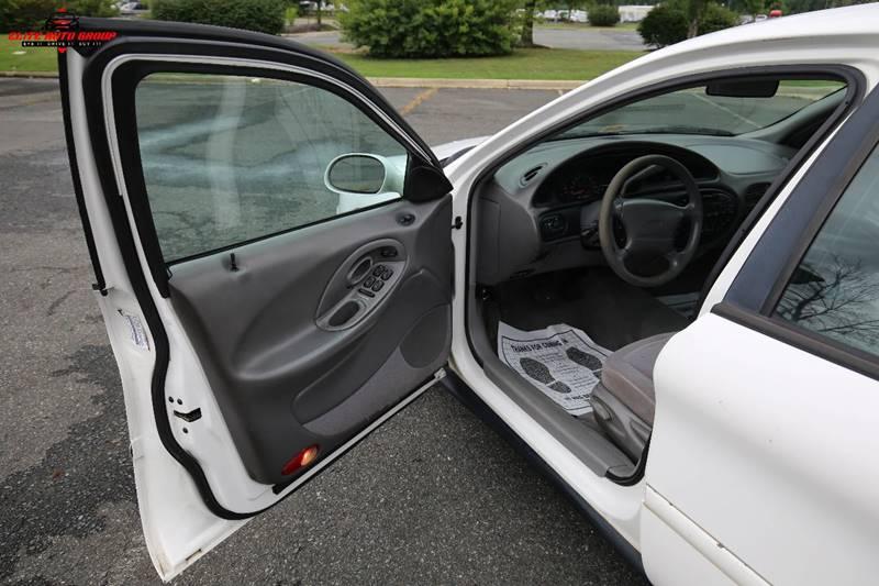 1996 Ford Taurus for sale at ELITE AUTO GROUP in Fredericksburg VA