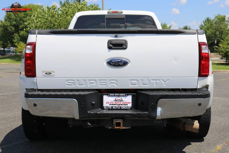 2010 Ford F-350 Super Duty for sale at ELITE AUTO GROUP in Fredericksburg VA