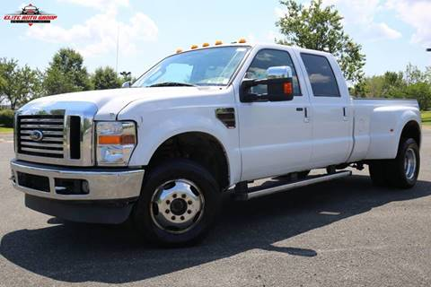 2010 Ford F-350 Super Duty for sale at ELITE AUTO GROUP in Fredericksburg VA