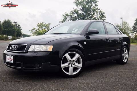 2004 Audi A4 for sale at ELITE AUTO GROUP in Fredericksburg VA