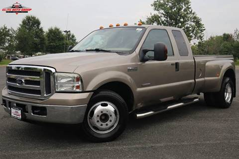 2005 Ford F-350 Super Duty for sale at ELITE AUTO GROUP in Fredericksburg VA