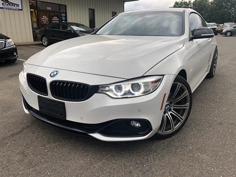 2016 BMW 4 Series for sale in Frederic, VA