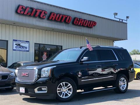 2015 GMC Yukon for sale in Frederic, VA