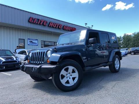 2007 Jeep Wrangler Unlimited for sale in Frederic, VA
