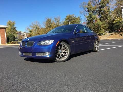 2007 BMW 3 Series for sale at ELITE AUTO GROUP in Fredericksburg VA