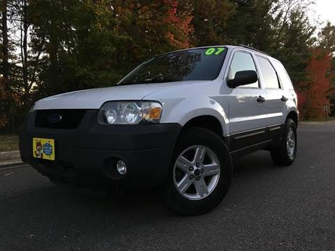 2007 Ford Escape Hybrid for sale at ELITE AUTO GROUP in Fredericksburg VA