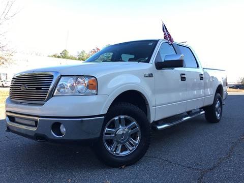2008 Ford F-150 for sale at ELITE AUTO GROUP in Fredericksburg VA