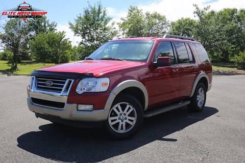 2010 Ford Explorer for sale at ELITE AUTO GROUP in Fredericksburg VA