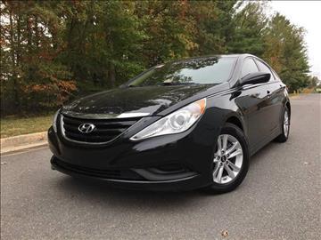2014 Hyundai Sonata for sale at ELITE AUTO GROUP in Fredericksburg VA