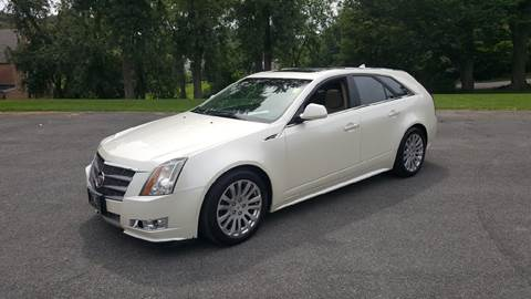 2010 Cadillac CTS for sale at Troy Car Company Inc. in Troy NY