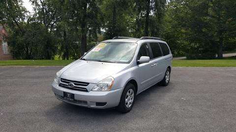 2006 Kia Sedona for sale at Troy Car Company Inc. in Troy NY