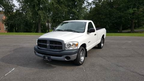 2008 Dodge Ram Pickup 1500 for sale at Troy Car Company Inc. in Troy NY