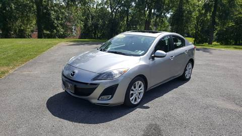 2011 Mazda MAZDA3 for sale at Troy Car Company Inc. in Troy NY
