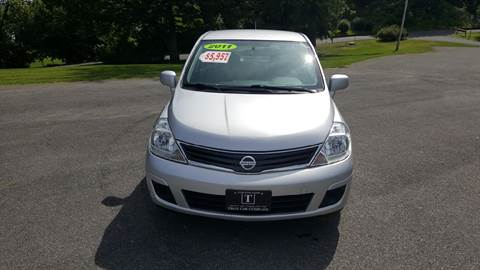 2011 Nissan Versa for sale at Troy Car Company Inc. in Troy NY