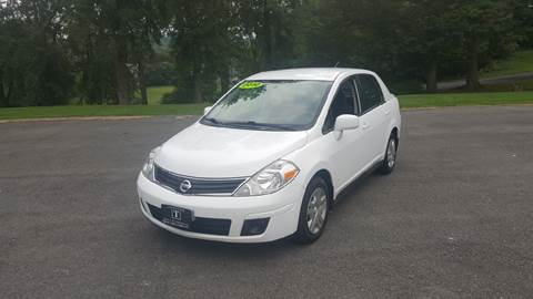 2010 Nissan Versa for sale at Troy Car Company Inc. in Troy NY