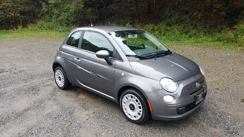2013 FIAT 500 for sale in Troy, NY