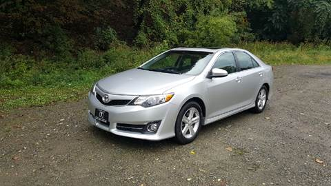 2012 Toyota Camry for sale in Troy, NY