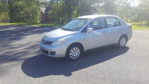 2008 Nissan Versa for sale in Troy, NY