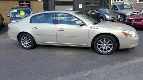 2007 Buick Lucerne for sale in Troy, NY
