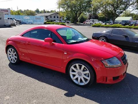 Audi Tt For Sale >> 2004 Audi Tt For Sale In Lewiston Id