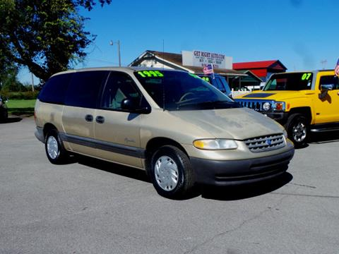 1998 Plymouth Grand Voyager for sale in Bixby, OK