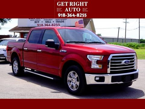 2015 Ford F-150 for sale in Bixby, OK