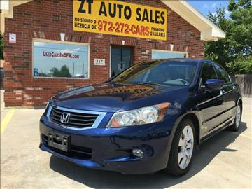 2009 Honda Accord for sale in Garland, TX