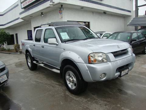 2001 Nissan Frontier for sale at Car Tech USA in Whittier CA