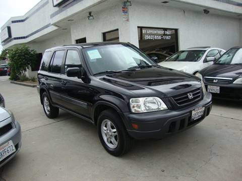1999 Honda CR-V for sale at Car Tech USA in Whittier CA