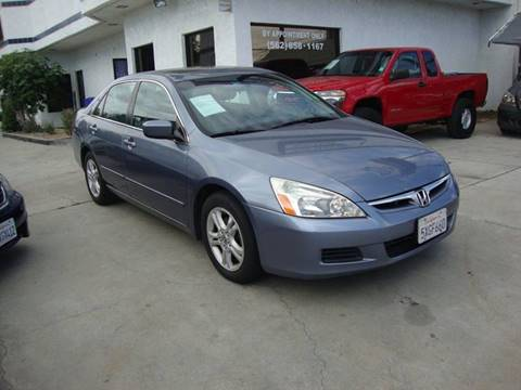2007 Honda Accord for sale at Car Tech USA in Whittier CA