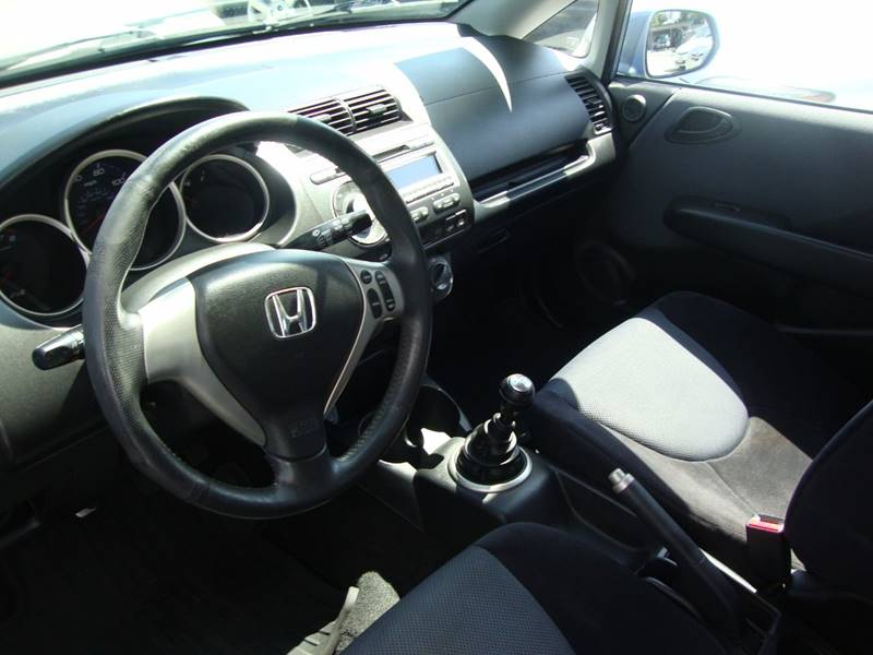 2008 Honda Fit for sale at Car Tech USA in Whittier CA