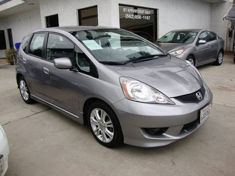 2009 Honda Fit for sale at Car Tech USA in Whittier CA