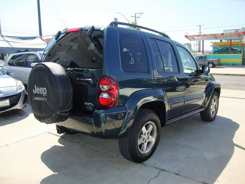 2005 Jeep Liberty for sale at Car Tech USA in Whittier CA