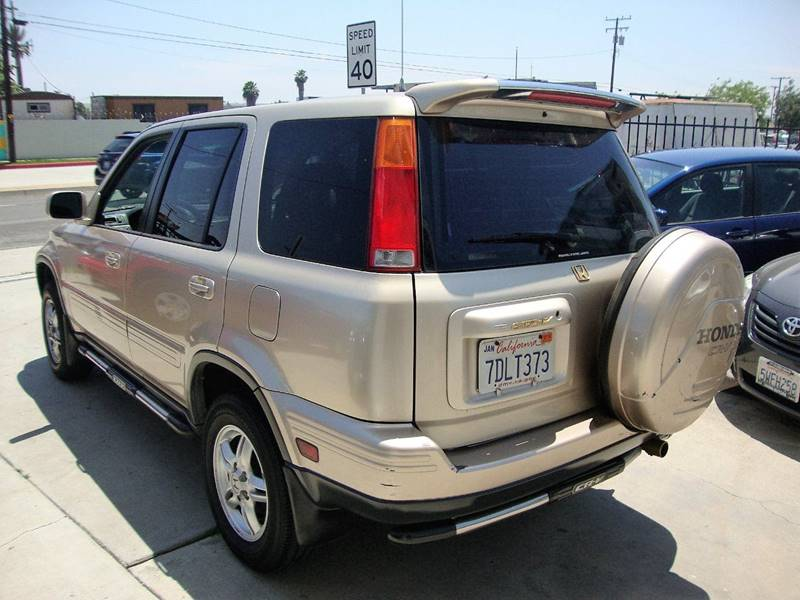 2001 Honda CR-V for sale at Car Tech USA in Whittier CA