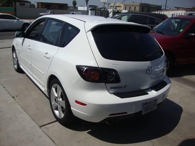 2005 Mazda MAZDA3 for sale at Car Tech USA in Whittier CA