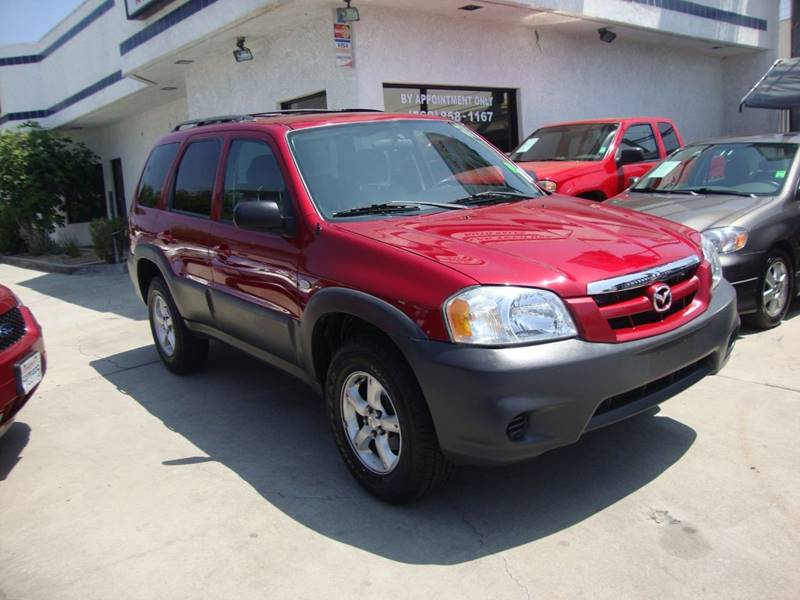 2006 Mazda Tribute for sale at Car Tech USA in Whittier CA