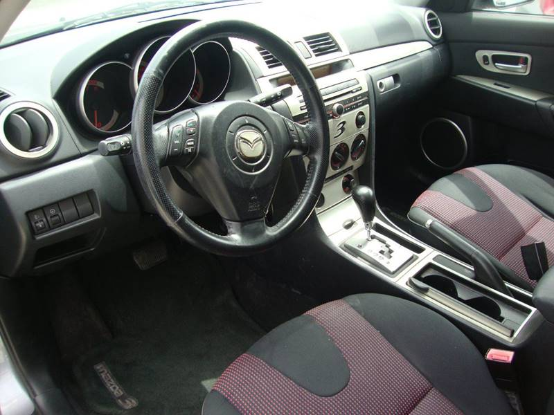 2004 Mazda MAZDA3 for sale at Car Tech USA in Whittier CA