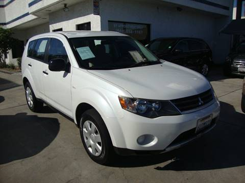 2007 Mitsubishi Outlander for sale at Car Tech USA in Whittier CA