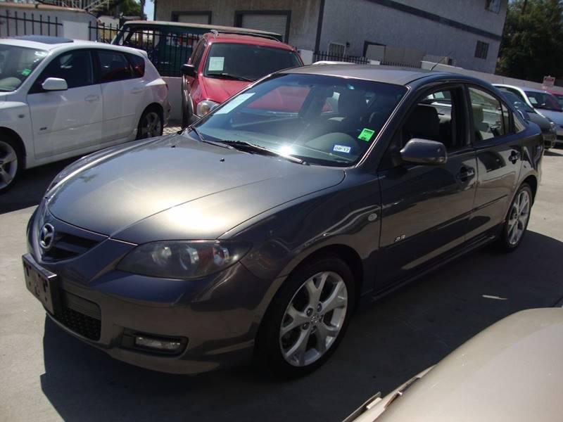 2007 Mazda MAZDA3 for sale at Car Tech USA in Whittier CA