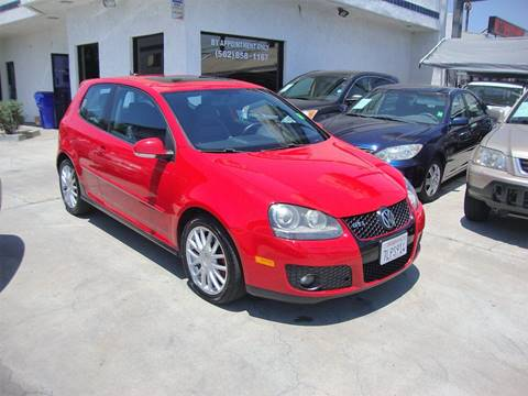 2006 Volkswagen GTI for sale at Car Tech USA in Whittier CA