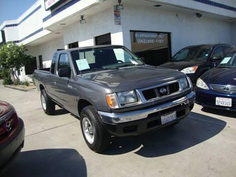 2000 Nissan Frontier for sale in Whittier, CA