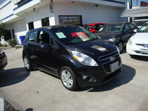 2013 Chevrolet Spark for sale at Car Tech USA in Whittier CA