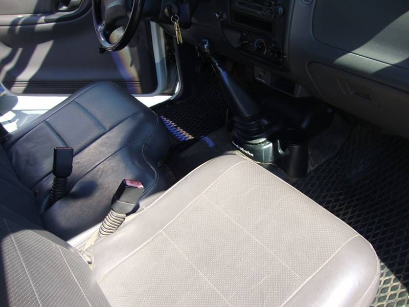2001 Ford Ranger for sale at Car Tech USA in Whittier CA