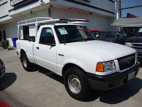 2001 Ford Ranger for sale in Whittier, CA