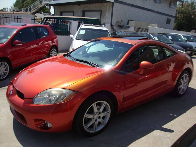 2006 Mitsubishi Eclipse for sale at Car Tech USA in Whittier CA