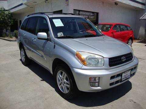 2002 Toyota RAV4 for sale at Car Tech USA in Whittier CA