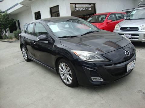 2010 Mazda MAZDA3 for sale at Car Tech USA in Whittier CA