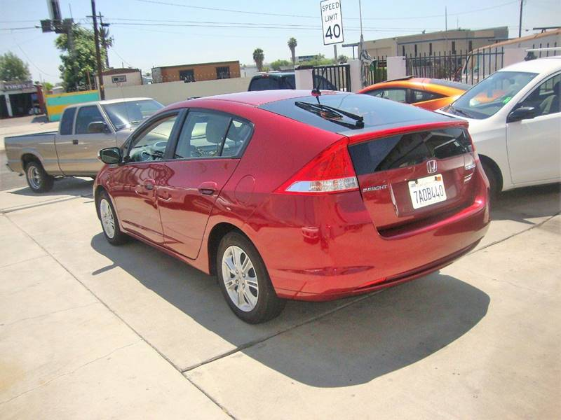 2010 Honda Insight for sale at Car Tech USA in Whittier CA
